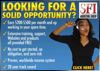 Free work at home Opportunity