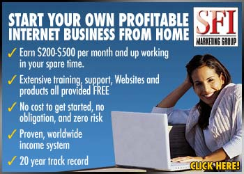 Start a Second Income™ with the company that's first with Internet entrepreneurs!