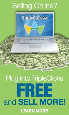 Buy & Sell new or used items online @ TripleClicks!