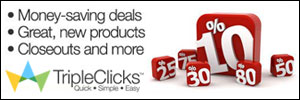 TripleClicks - Buy & Sell New Or Used Items Online!