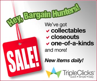 Hey, Bargain Hunters!