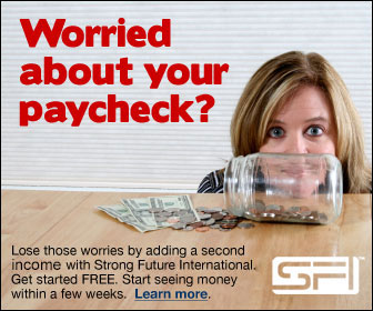 Stop your financial worries!